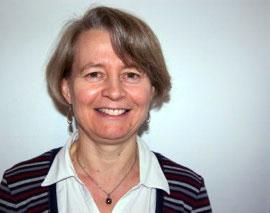 Marie-Hélène Delaurière, 47 ans, 5 enfants, paroissienne depuis 11 ans.