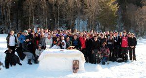 CSQ au ski fevrier 2015