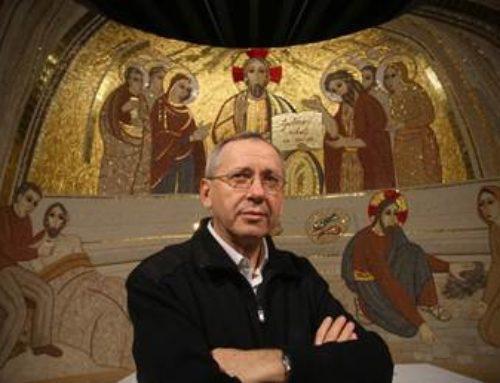 « Bâtir l'Eglise », la conférence du père Rupnik du 29/11/2016