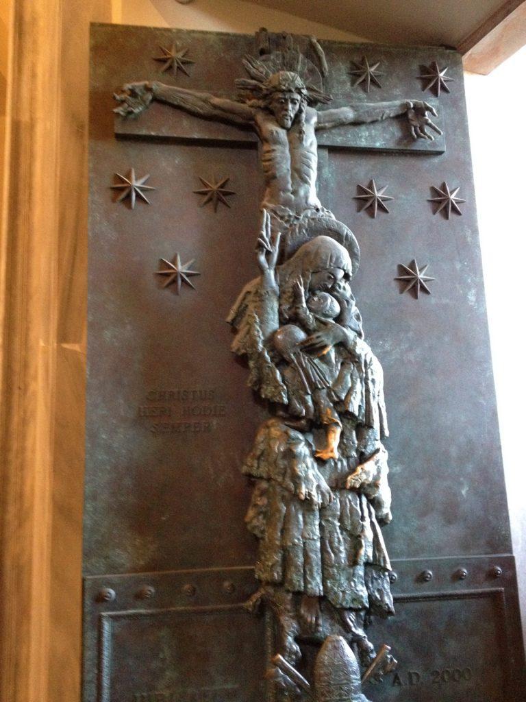 5-porte sainte St Jean de latran
