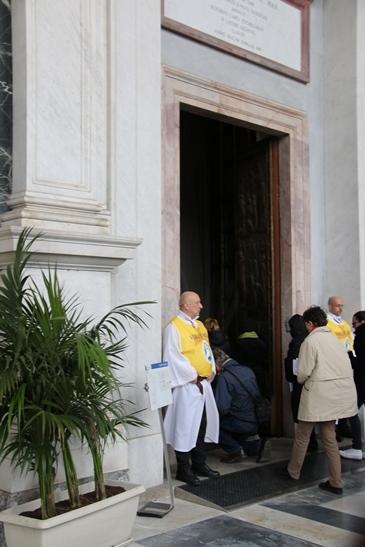 9 porte sainte st Paul hors les murs
