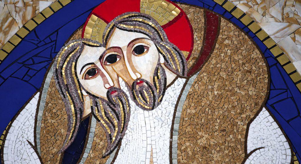 Mosaique Miséricorde