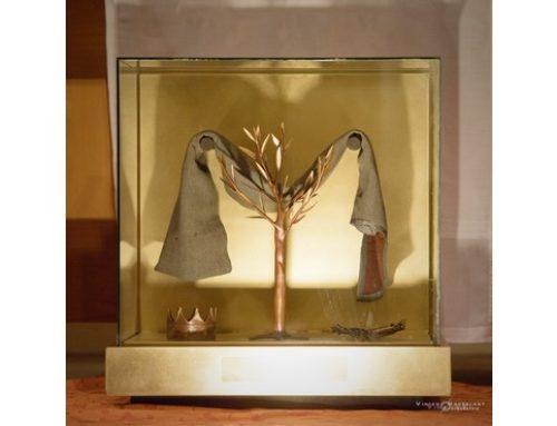 Le manteau de St François et l'exposition Giotto
