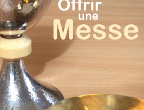 Demander une Messe