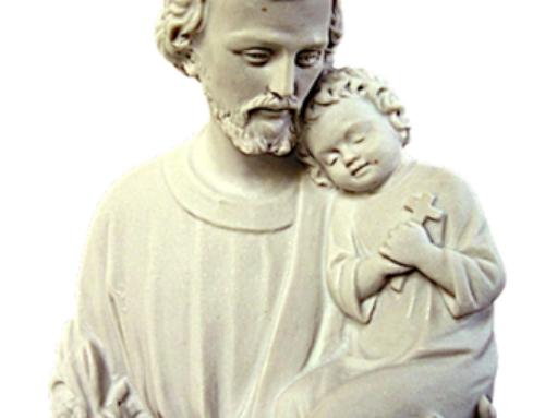 Les visites de Saint Joseph