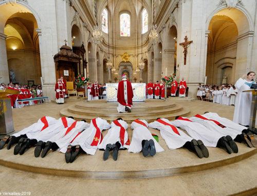 Cinq nouveaux prêtres pour notre diocèse !