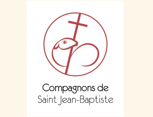 Couples : soirée découverte des compagnons de St Jean-Baptiste