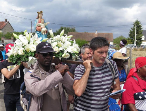 Pèlerinage à Notre-Dame de la Mer